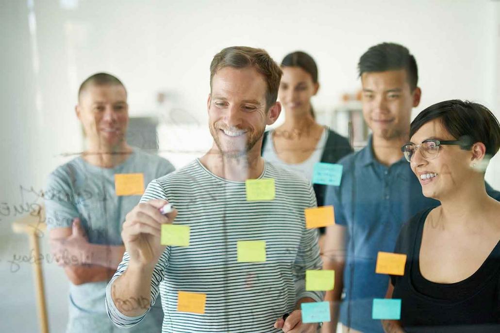 Agiles Projektmansgement Cloud ERP Software