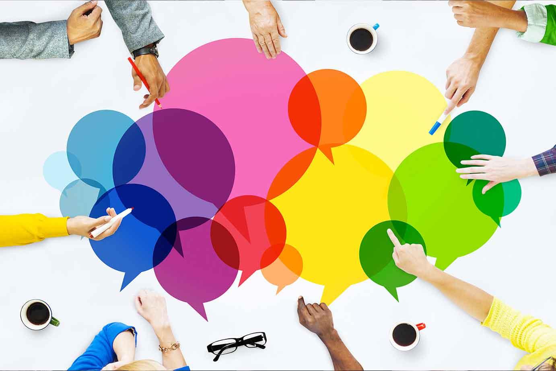 CRM Software Kommunikation