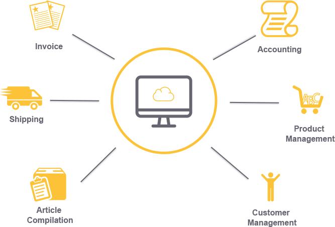 ERP Cloud Order Management