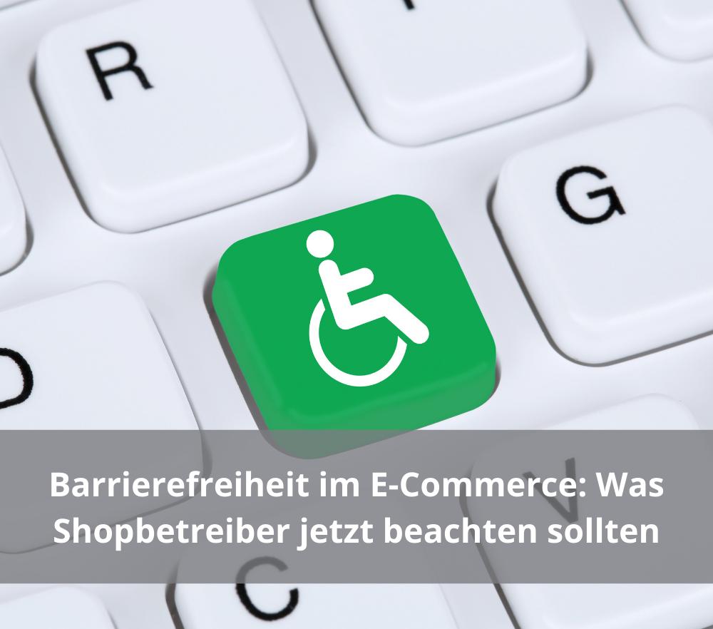 Barrierefreier E-Commerce