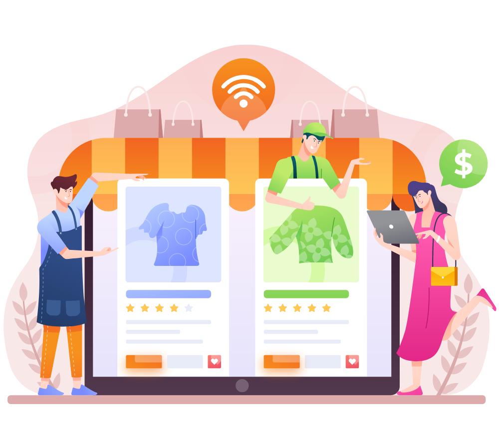 E-Commerce ERP