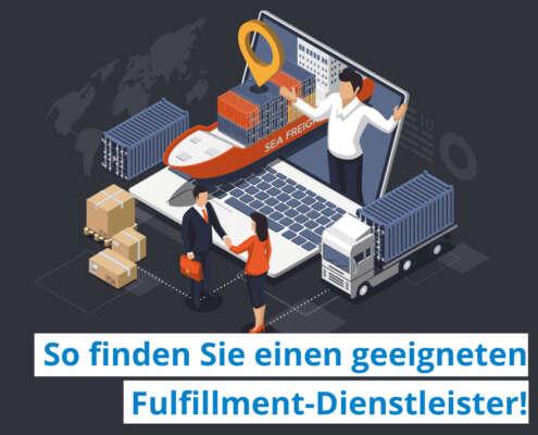 Fulfillment-Dienstleister