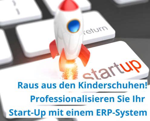 ERP für Startups